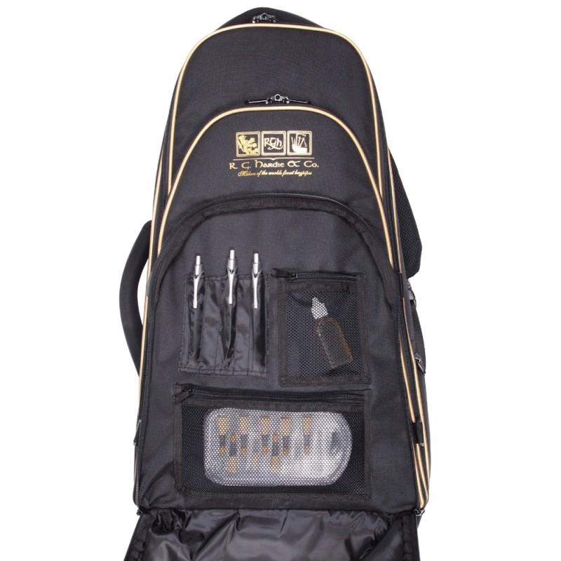 c1cb2e70332a R.G. Hardie Deluxe Case - Black