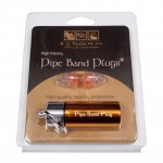 Pipe Band Plugs ® Hearing Protection