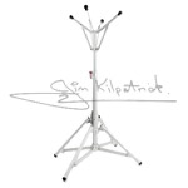 Jim Kilpatrick AIRlift Bass Drum Stand