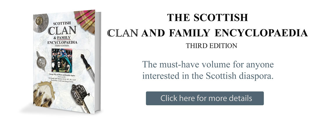 New Clan and Family Encyclopaedia