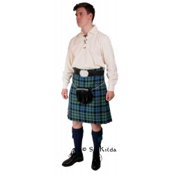 Casual (Ghillie) Kilt Outfit