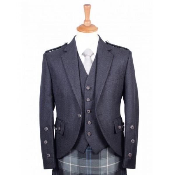 Charcoal Braemar jacket