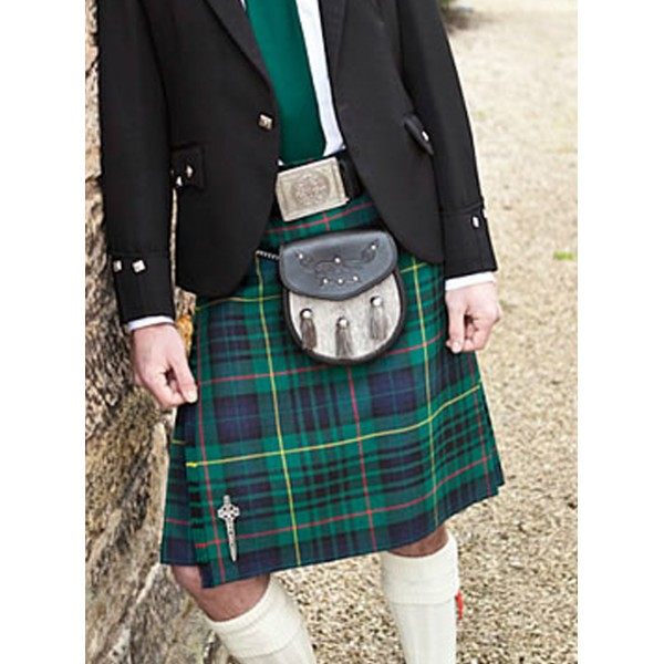 8 Yard machine stitched Kilt