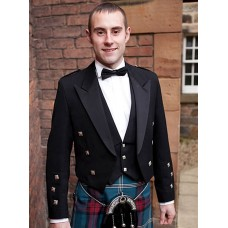 Stock Prince Charlie Jacket & Waistcoat