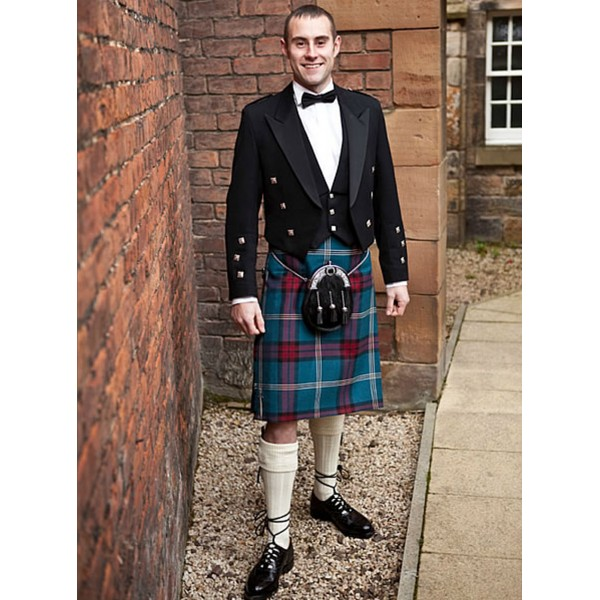 Standard Prince Charlie Outfit Package